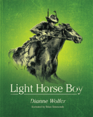 Light Horse Boy scaled